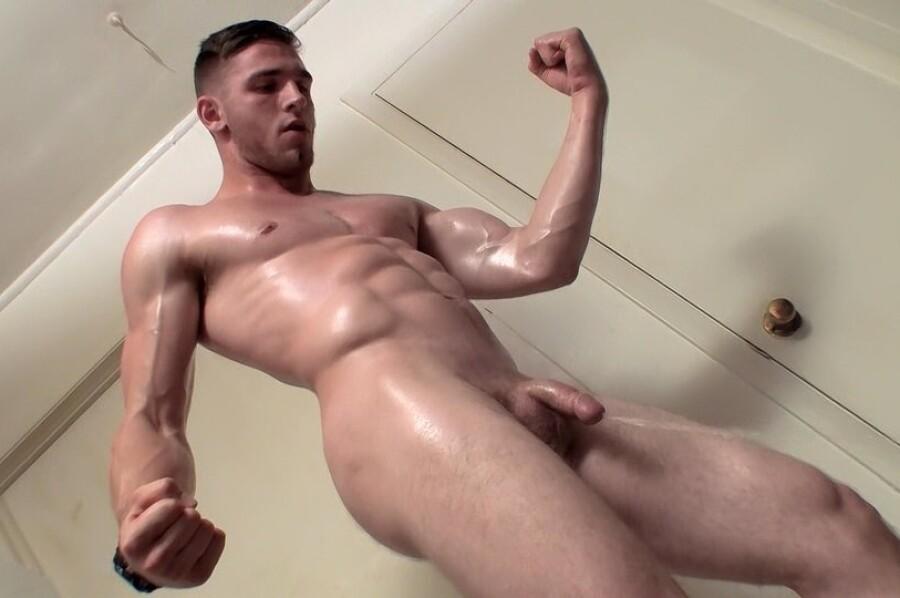 naked Elijah Knight
