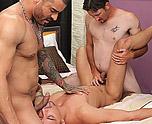 Spit Roasting the Stripper 4