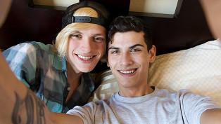 Kayden Alexander & Justin Cross