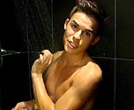 In The Shower With Gorgeous Andy 2