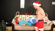 Hunky Santa Visits Patrick! 1