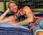 In Bed With Gorgeous Christopher 4