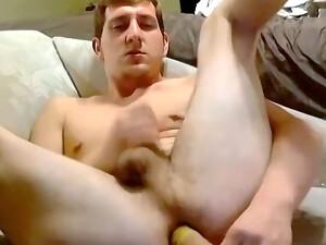 Wyatt+Takes+A+Big+Dildo